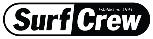 Surf Crew City Logo